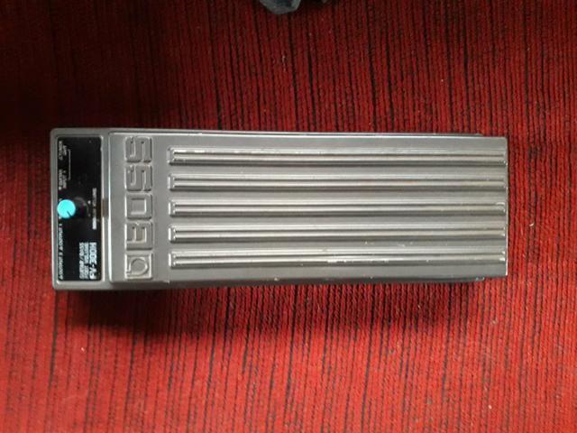 Pedal de volume BOSS FV-300 - Foto 5