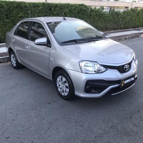 Etios XS 1.5 Sedan 2017/2018 Automático - Foto 3