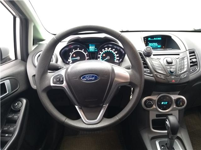 Ford Fiesta 1.6 se hatch 16v flex 4p powershift - Foto 9