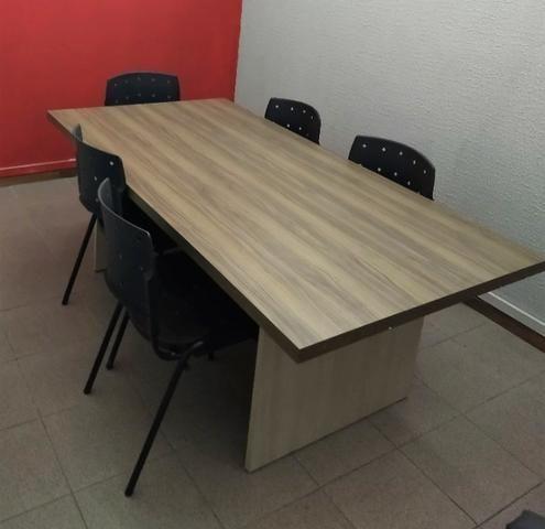 Escritório / Sala Comercial Mobiliada com 100m2 ideal para cowork