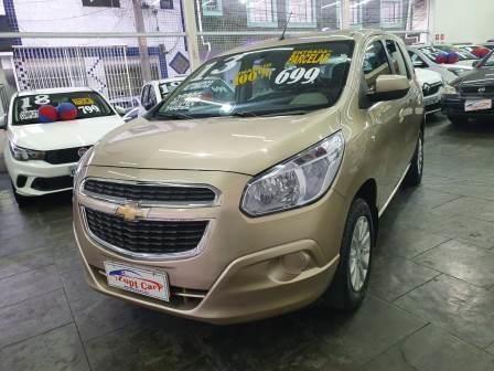 Chevrolet Spin lt 1.8 8V flex aut 5 p
