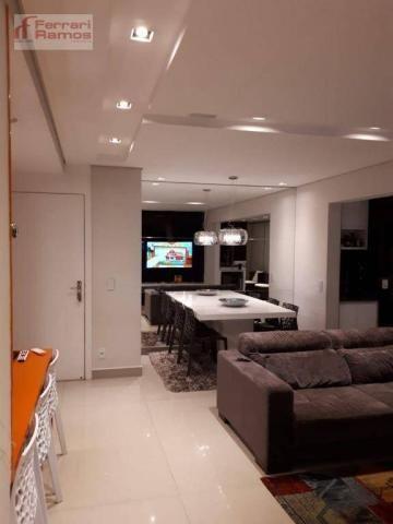 Apartamento com 3 dormitórios à venda, 92 m² por r$ 699.000 - vila augusta - guarulhos/sp - Foto 17
