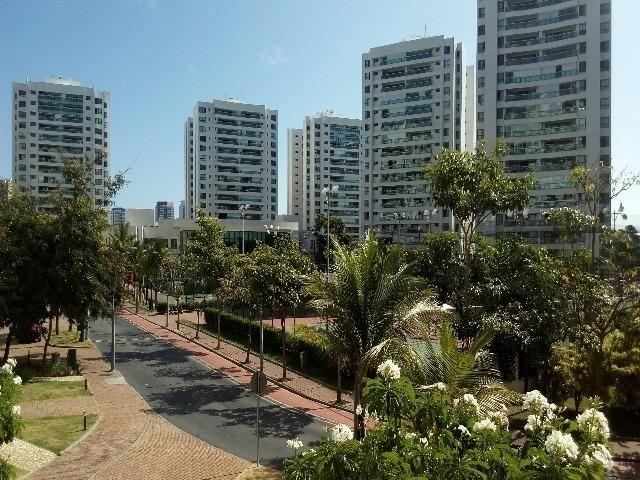 Le Parc 4 Suites Nascente na Av. Paralela R$ 1.350.000,00