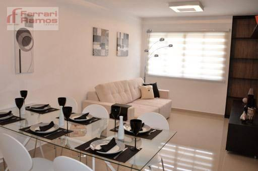 Sobrado com 3 dormitórios à venda, 112 m² por r$ 569.900,00 - vila santa clara - são paulo - Foto 7