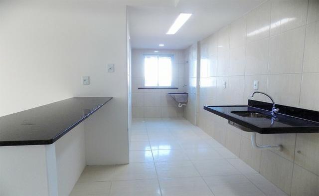 (A208)3 Quartos,2 Suítes,80 m2, Lazer,Elevador,Novo ,Fcº Sá, Jacarecanga - Foto 8