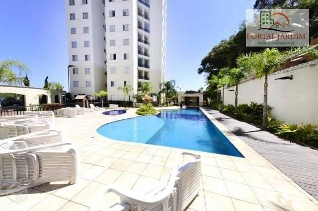 Apartamento com 2 dormitórios para alugar, 55 m² por r$ 300.000/mês - vila bela - são paul - Foto 6