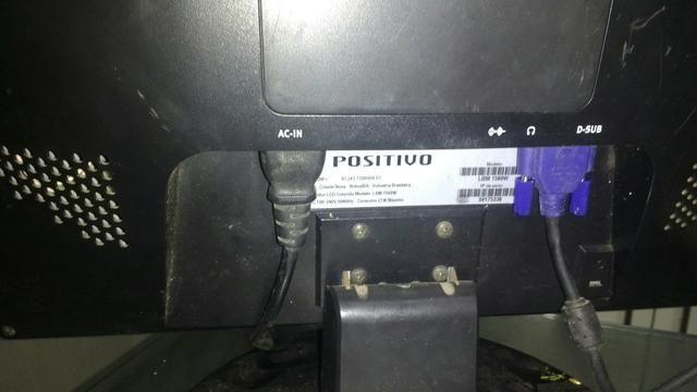 Monitor Led 15 polegadas positivo - Foto 4