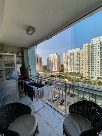 Apartamento a venda no Brisas Altos do Calhau, 2 quartos, todo projetado R$ 260.000,00