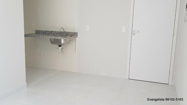 Apartamentos de 1 e 2 Quartos Aceita Financiamento e Fgts Ao Lado do Metrô Taxas Grátis - Foto 18