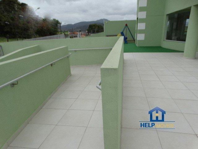 Apartamento à venda com 2 dormitórios em Jardim cidade de florianópolis, São josé cod:979 - Foto 3
