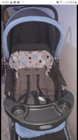 Carrinho de bebê completo - Foto 5