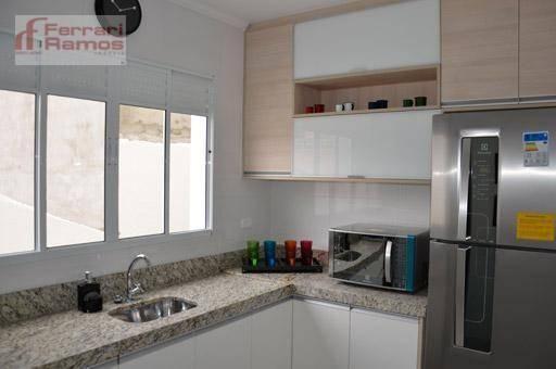 Sobrado com 3 dormitórios à venda, 112 m² por r$ 569.900,00 - vila santa clara - são paulo - Foto 10