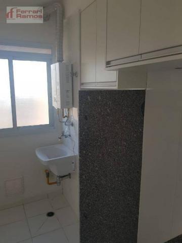 Apartamento com 3 dormitórios à venda, 72 m² por r$ 425.000,00 - vila augusta - guarulhos/ - Foto 13