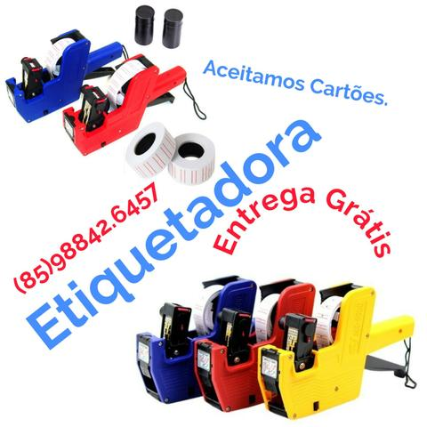 Equipamentos de Etiquetas. garantia e entrega grátis