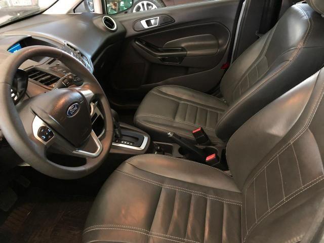 New Fiesta 1.6 SE PowerShift Automático 2014 Completo - Foto 10