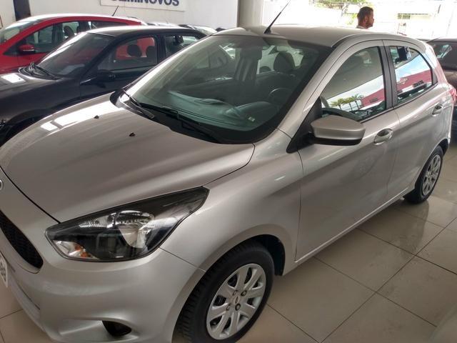 Ford KA 1.0 SE 2018 Completo Impecável !! - Foto 2