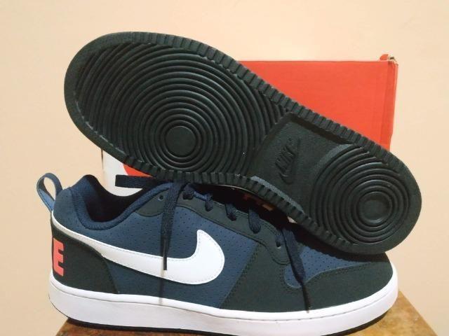 Tênis Nike Court Borough Low - Foto 2