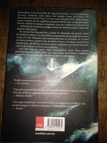 O navio arcano - os mercadores de navios-vivos - Foto 2