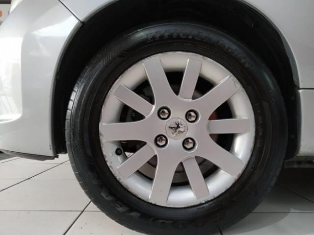 Peugeot 207 2010 1.6 xs passion 16v flex 4p automÁtico - Foto 12