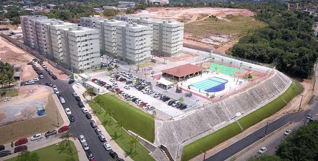 Condomínio Vila Do Frio Pronto Pra Morar 3 Quarto Suite Varanda 63m² Na Estrada Do Frio- - Foto 6