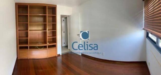 Apartamento com 4 dormitórios para alugar, 170 m² por R$ 5.000/mês - Tijuca - Rio de Janei - Foto 6
