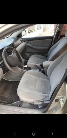 Corolla 2003 automatico completo - Foto 7