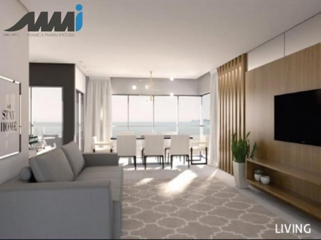 Premier residence apartamento frente mar com 03 suítes 123m em navegantes - Foto 8