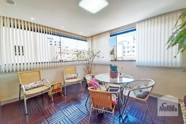 Apartamento à venda com 4 dormitórios em Liberdade, Belo horizonte cod:259681 - Foto 4