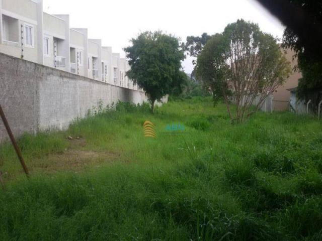 Terreno à venda, 2572 m² por R$ 1.799.000,00 - Alto Boqueirão - Curitiba/PR - Foto 3