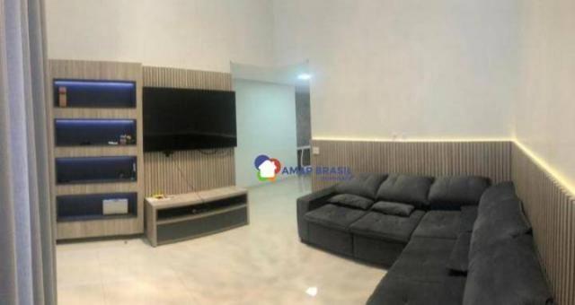 Sobrado com 3 dormitórios à venda, 220 m² por R$ 850.000,00 - Residencial Vale Verde - Sen - Foto 5