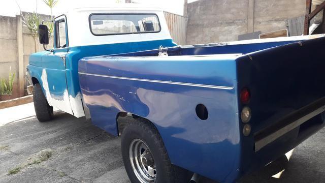 Pick-up Ford F100 vendo ou troco