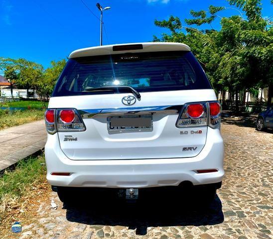Toyota Hilux SW4 2013 diesel 7 lugares Pneus novos Pirelli!!! - Foto 15