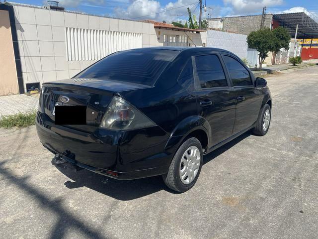 Fiesta SE 1.6 sedan completo manual chave reserva - Foto 5