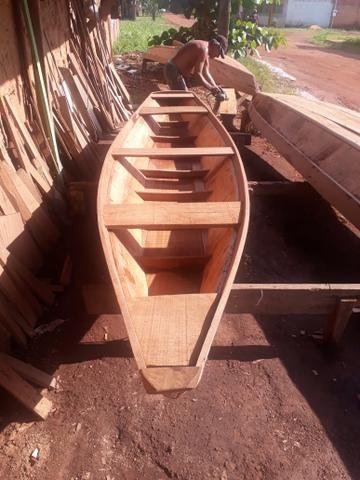 Canoa nova 4,5 mts - Foto 4