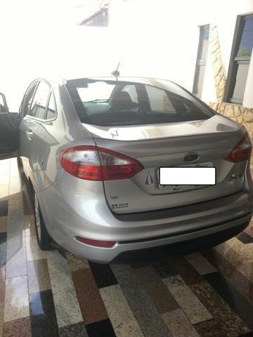 New Fiesta Sedan - 2015 - 1.6 - Único Dono - Novo - Foto 2