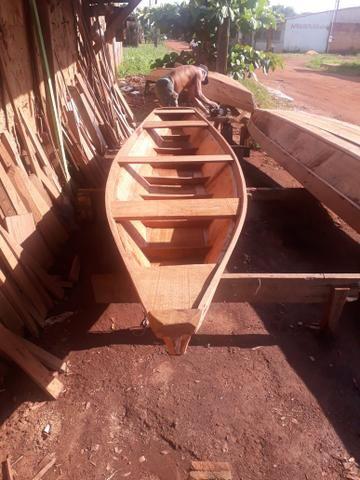Canoa nova 4,5 mts - Foto 5