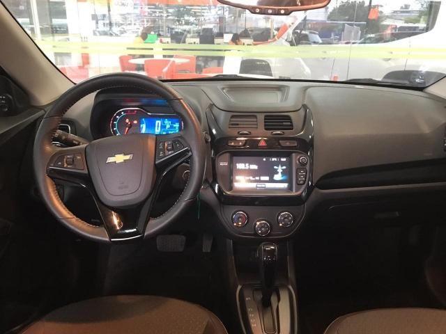 COBALT 2018/2019 1.8 MPFI LTZ 8V FLEX 4P AUTOMÁTICO - Foto 9