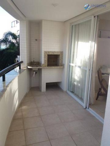 Apartamento à Venda no Residencial Belle Vie, Coqueiros, Florianópolis, 2 quartos - Foto 4