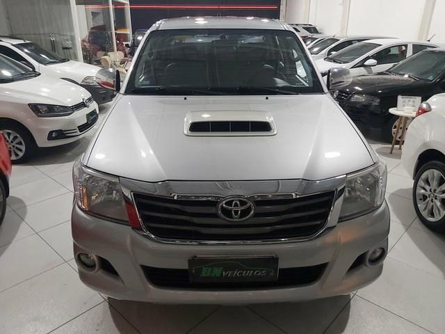 Toyota hilux SRV 4X4 Diesel 2020 pago - Foto 5