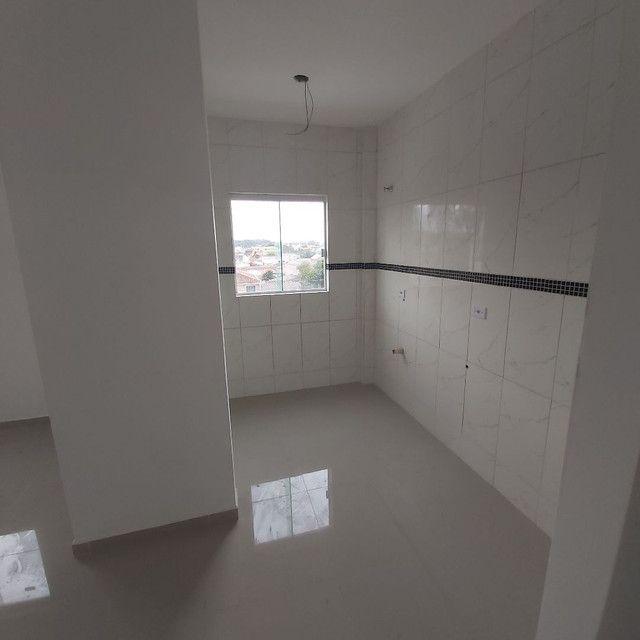 _/ Apartamento de 02 quartos,  sacada , vaga coberta . Fazendinha  - Foto 12