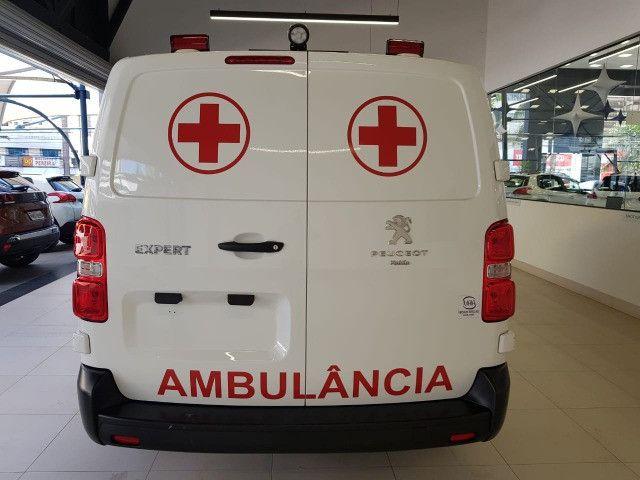 Ambulância Peugeot Expert - Foto 4