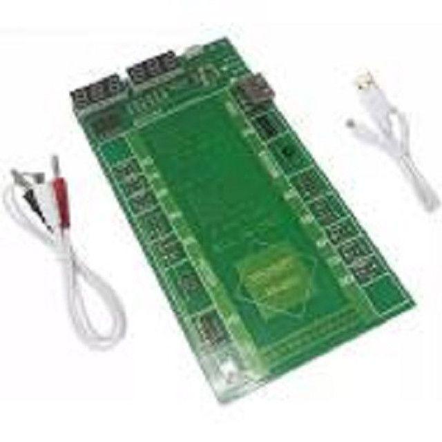 Placa Ativador Baterias iPhone E Motorola Yx-g01 Yaxun Origi