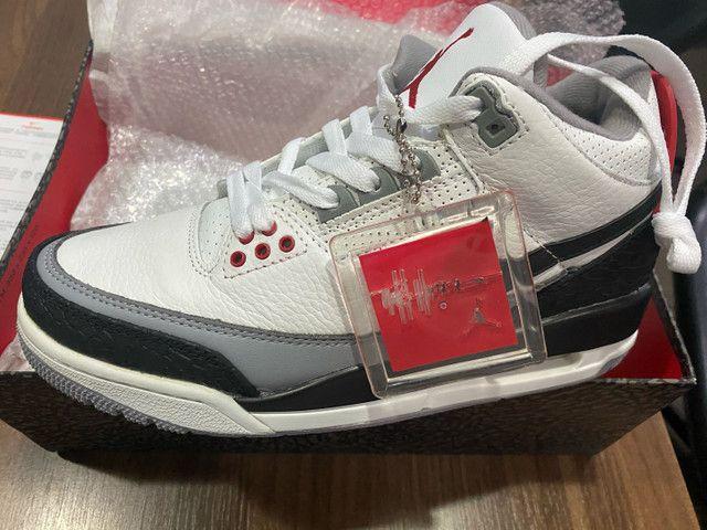 Air Jordan 3 Tinker Retro NRG - Tamanho 38