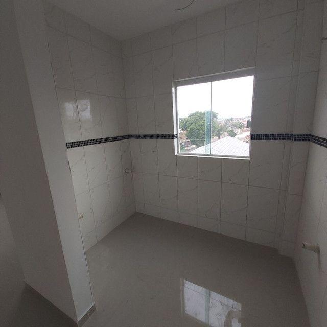 _/ Apartamento de 02 quartos,  sacada , vaga coberta . Fazendinha  - Foto 11