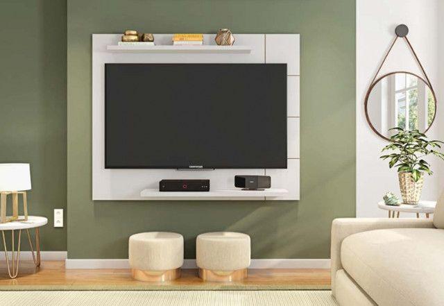 Painel para TV de até 58 polegadas/ modelo simples/ ótimo preço