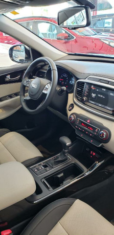 KIA Sorento EX 3.5 V6 AWD Automática 7 Lugares Modelo 2020 - 0KM  - Foto 8