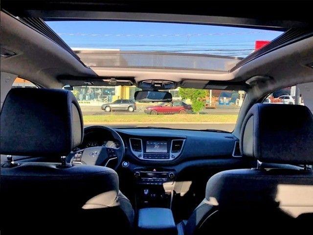 Hyundai Tucson 1.6 GLS Turbo GDI 2020 | Impecável Teto Solar Panorâmico - Foto 13