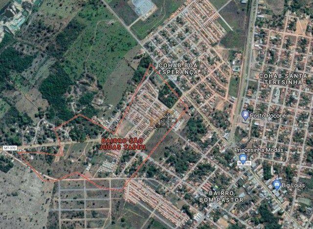 Casa com 5 dormitórios à venda, 345 m² por R$ 229.285,31 - Centro - Poconé/MT - Foto 4