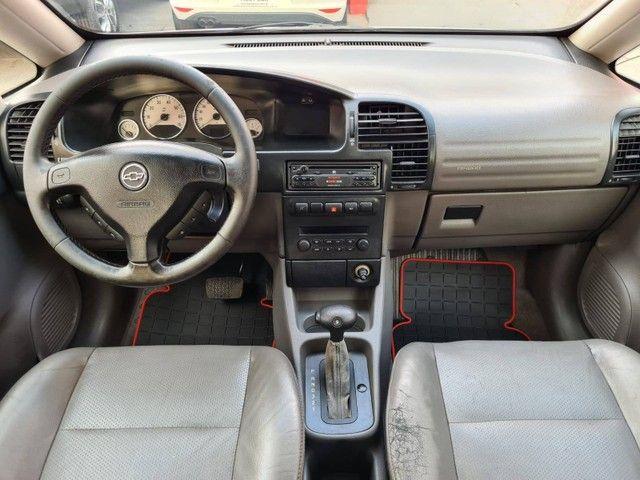 ZAFIRA 2006/2006 2.0 MPFI ELITE 8V FLEX 4P AUTOMÁTICO - Foto 14