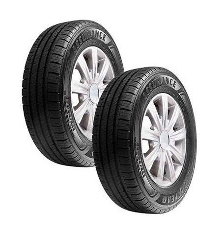 02 pneus Goodyear Assurance Maxlife 175/65 R14 86H